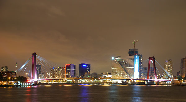 Coming soon… Sightseeing Rotterdam