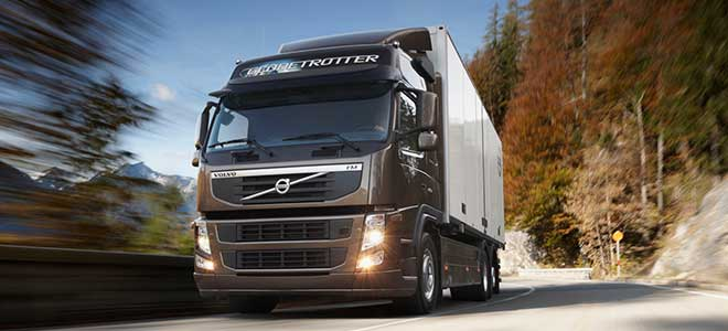 DAF Euro 6 XF verkozen tot Poolse 'Truck of the Year 2014'