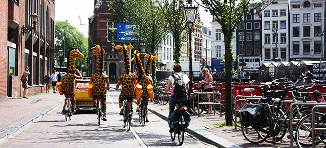 Our streets, our choice Unie lanceert Europese mobiliteitsweek 2014