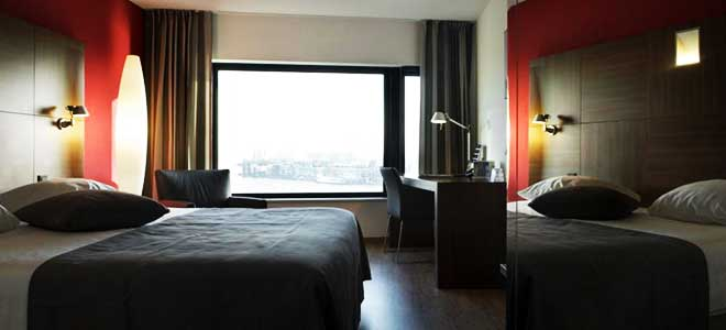 Quiet Room Label® voor Swissotel Amsterdam
