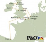 P&O-Ferries-Freight-routes