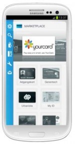 YourCard Mobile wallet