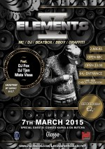 Five-Elements-1st-Edition-Leeuwarder-Collectief-flyer-720px