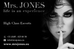 Mrs Jones Experience Escort