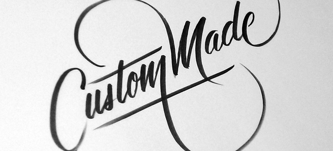 Custom made fashion