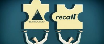 Iron Mountain neemt Recall over voor 2 miljard dollar