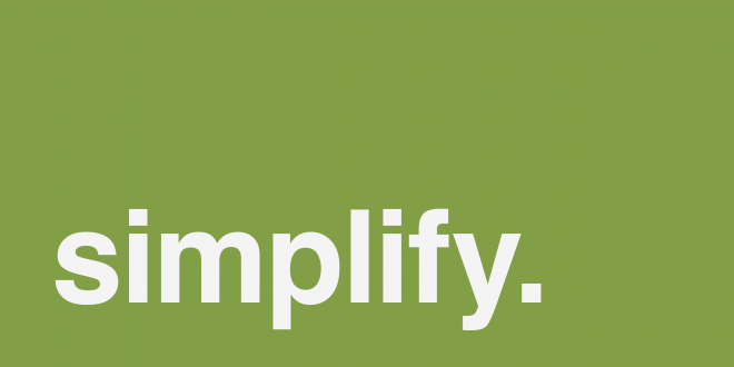 Simplify branding|marketing|sales van start