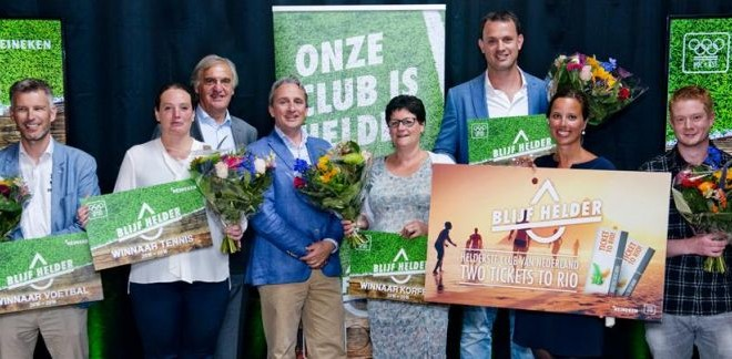 "Amsterdamsche Hockey & Bandy Club is de ""Helderste Club van Nederland"""