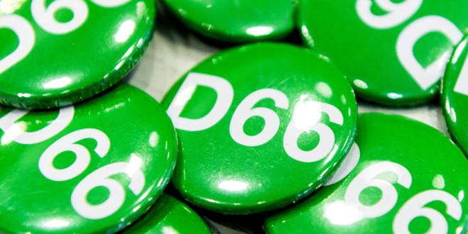 D66 privacy-symposium in Amsterdam