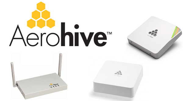 Aerohive betreedt markt met Wireless as a Service (WaaS) en Management as a Service (MaaS)