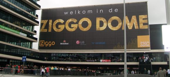We presenteren je de Ziggo Dome Gift Card!