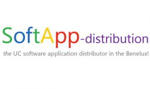 Logo SoftApp-distribution cloudscanner voegt The Voice of O365 toe aan cloud management platform