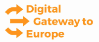 Digital Gateway to Europe (DG) is de officiële promotor van de Nederlandse digitale hub. In het Nederlands ook wel de Digitale Mainport of Derde Mainport genoemd.