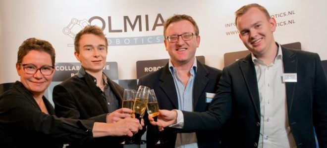 Grand Opening & Open Dag Olmia Robotics