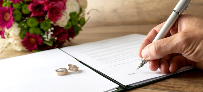 Vadim Blaustein and his view on why you should be interested in a prenuptial agreements